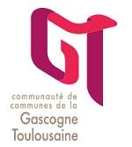 Logo de la Communauté de communes de la Gascogne Toulousaine (CCGT) dans le Gers (32)